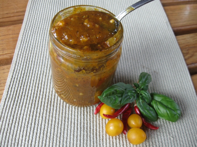 Рецепт соуса ткемали из алычи