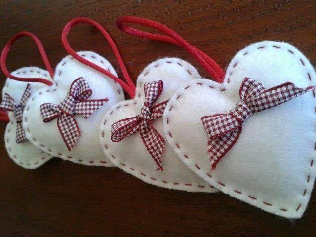 Сердечко-валентинка своїми руками