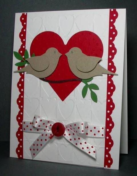 сердечка-валентинки