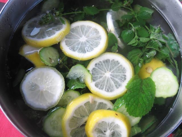 Літні прохолодні напої