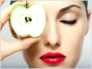 яблучні маски