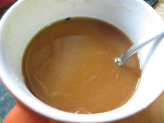 Пісний грибовий соус (підпалка)