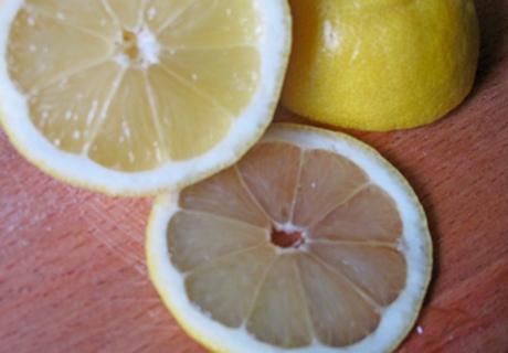 Лимонна зупка