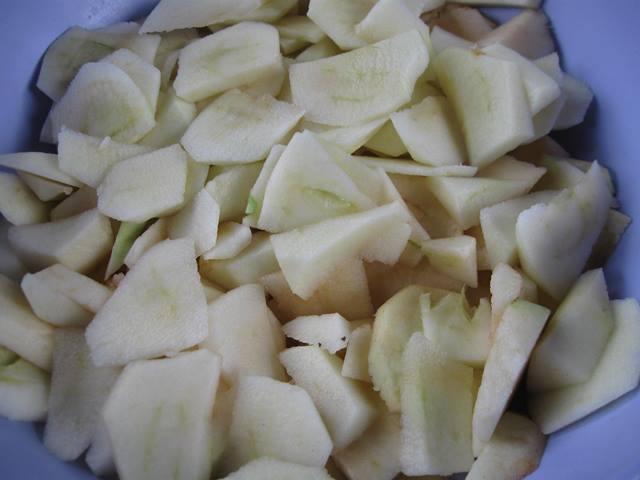 Яблучне варення-пюре