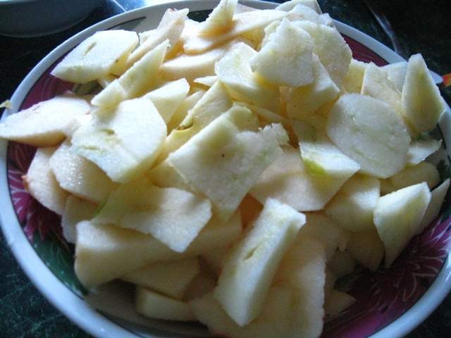 рецепт ціетаєвського яблучного пирога