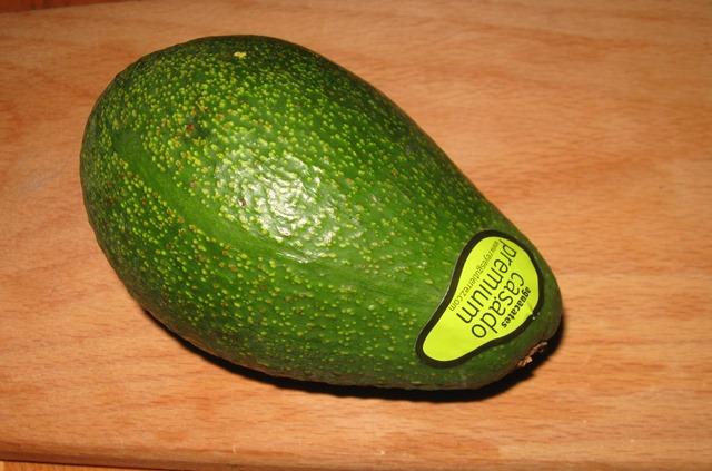 паштет з авокадо