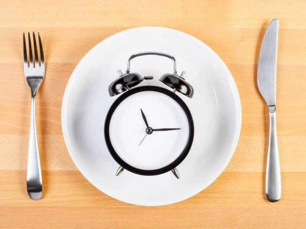 інтервальне голодування