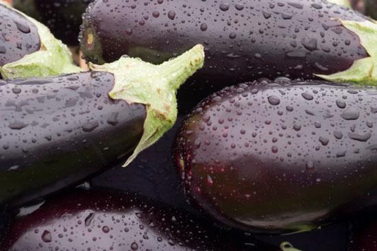 Овочеве соте з баклажанами