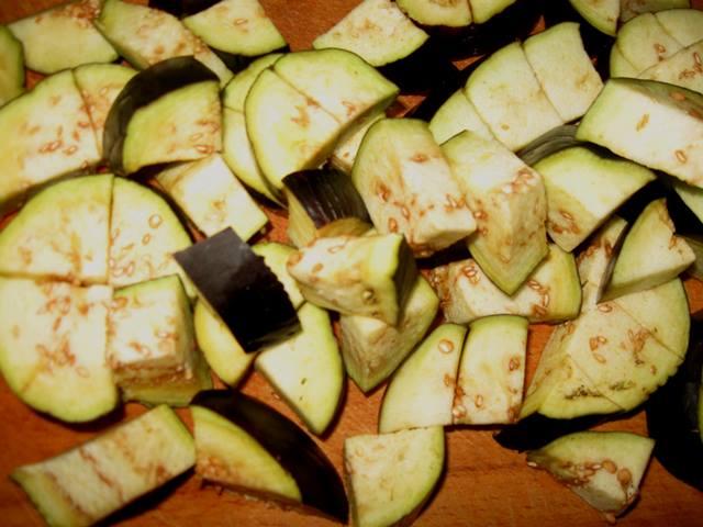 вегетаріанський лагман