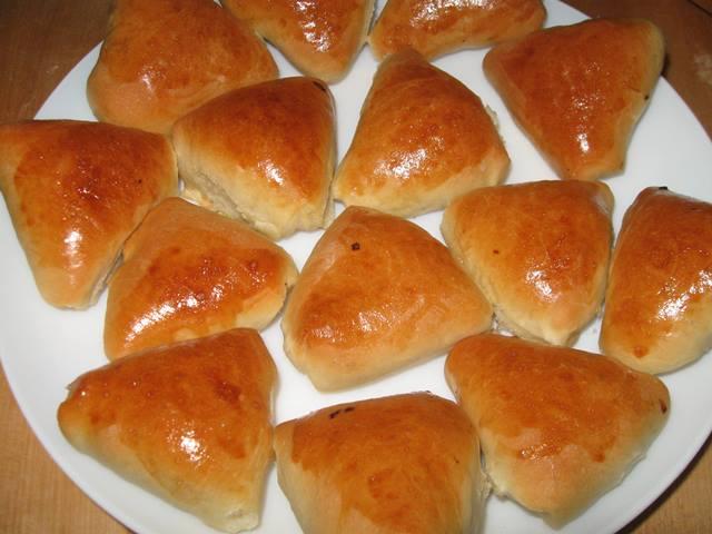 пісне тісто для пиріжків