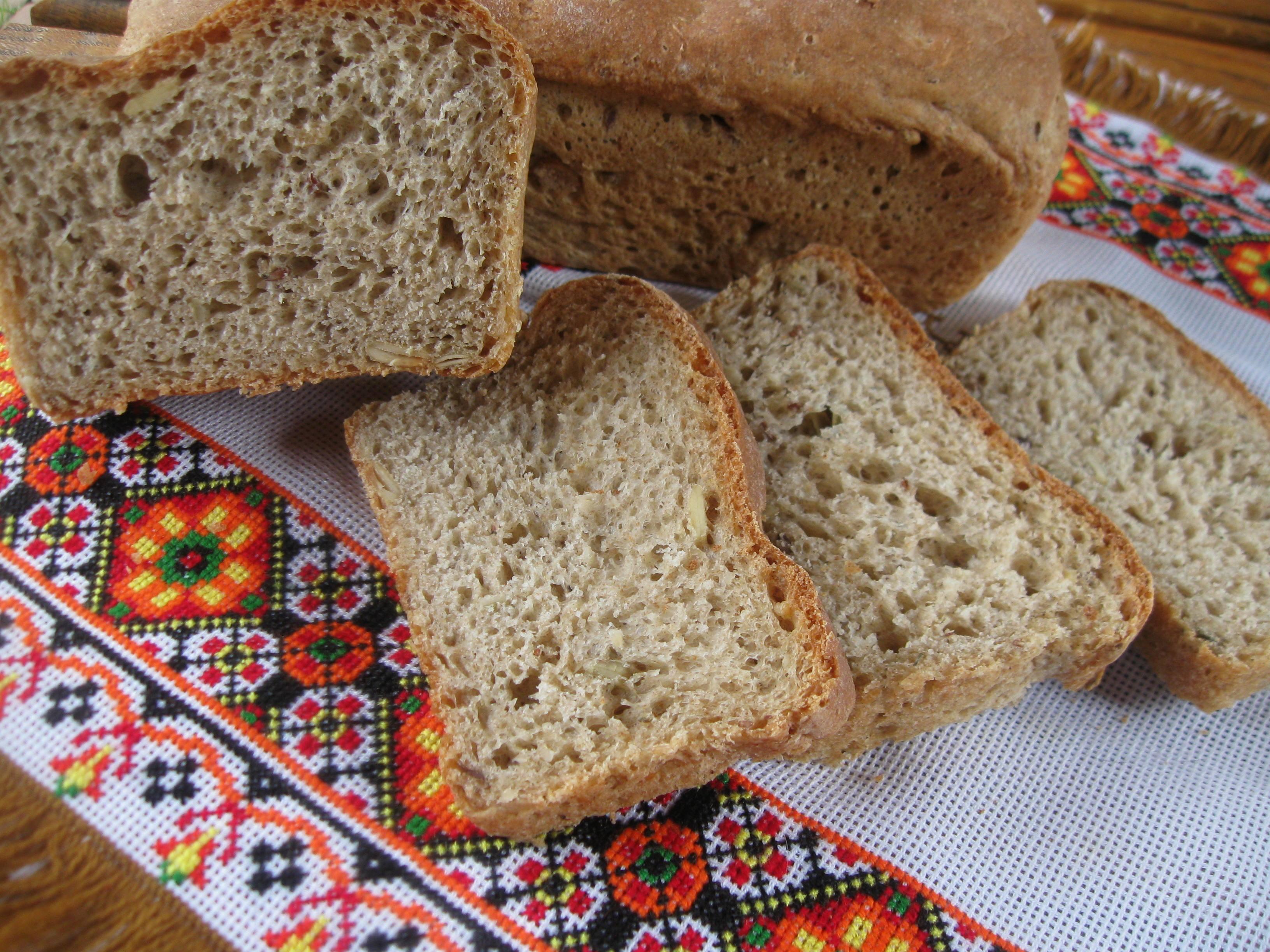 Як спекти смачний хліб