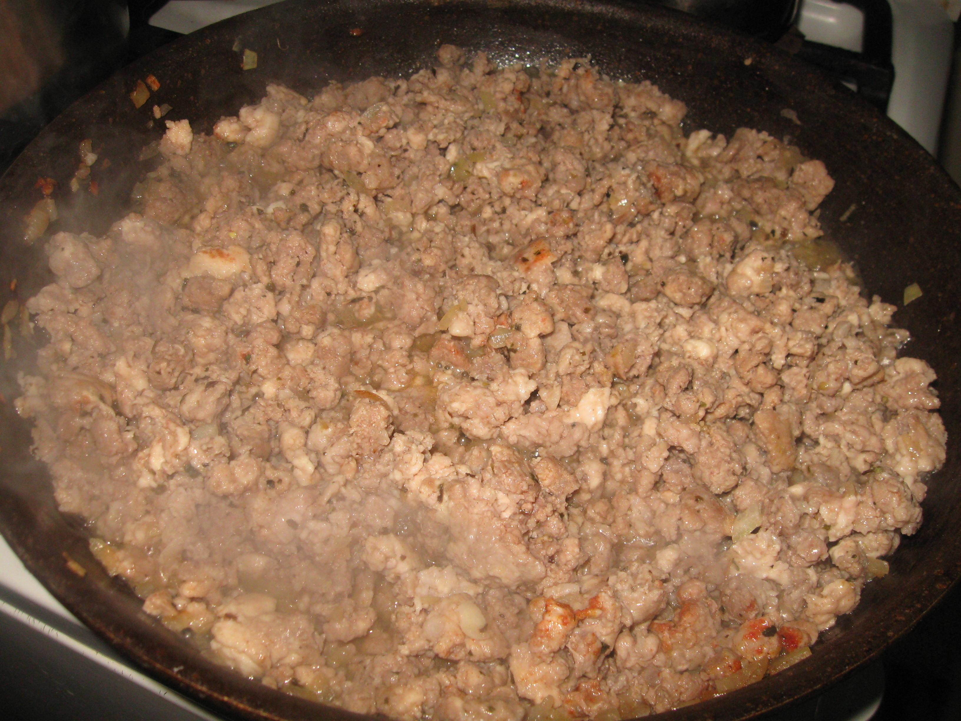 готуємо лазанью
