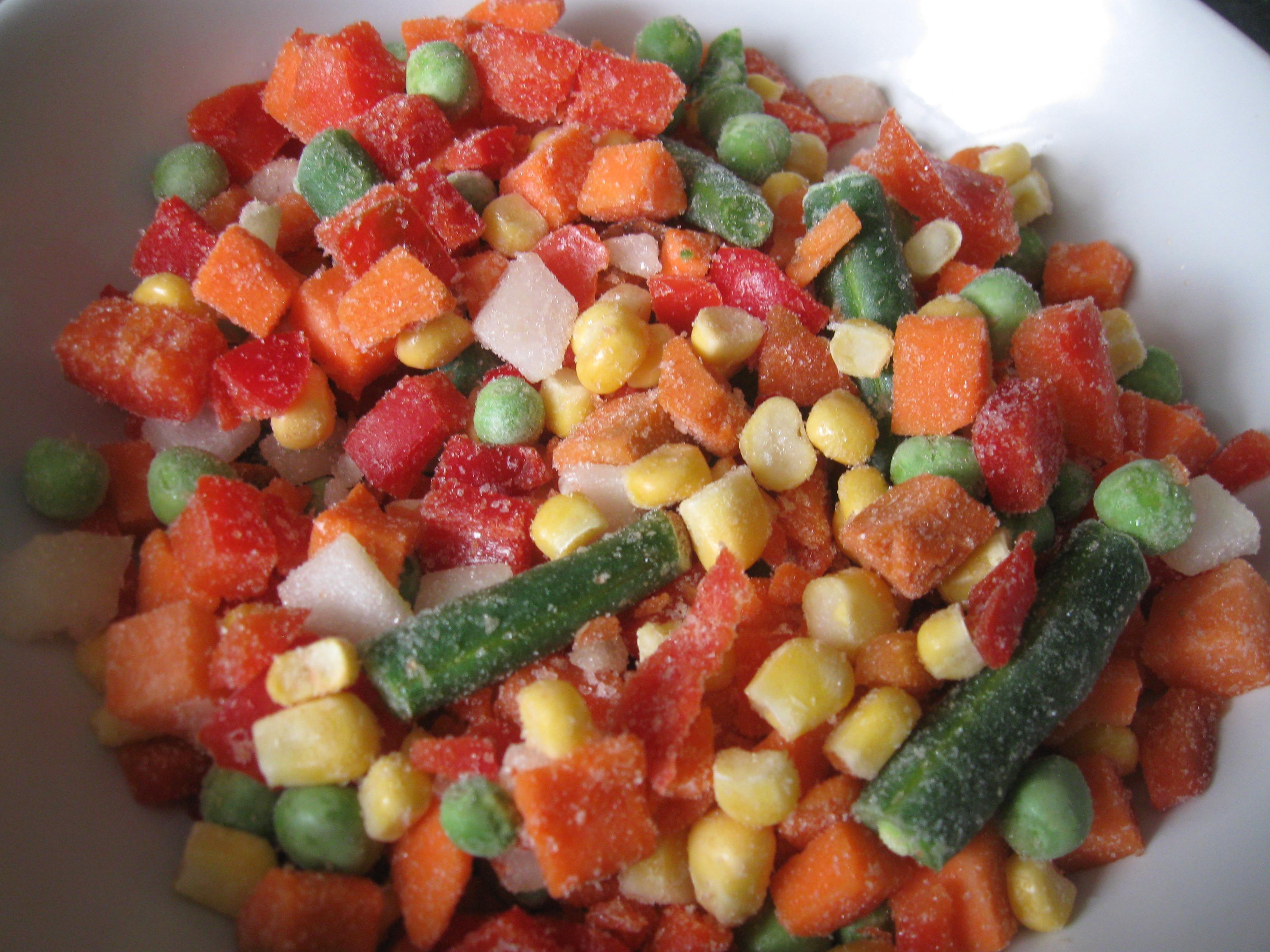 Різотто з куркою та овочами